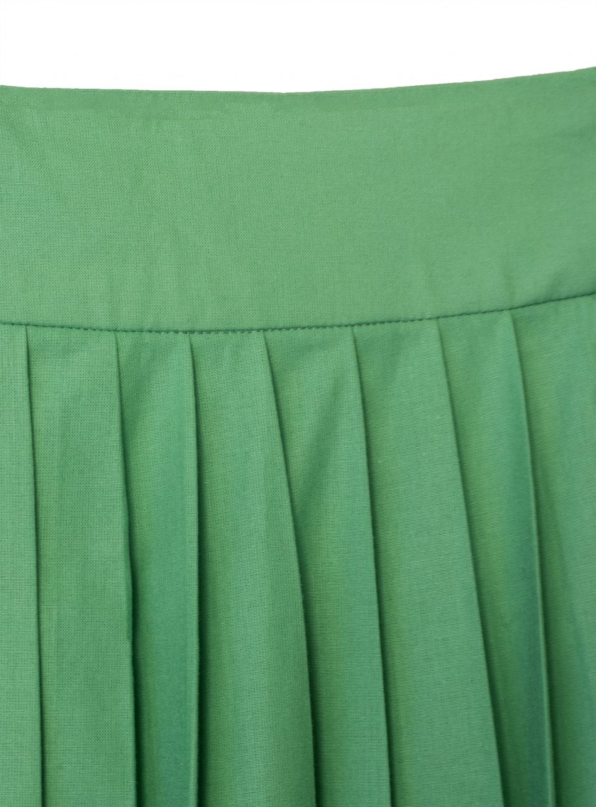 van-m-packshot-ecofriendly-made-in-belgium-jupe-plissée-detail